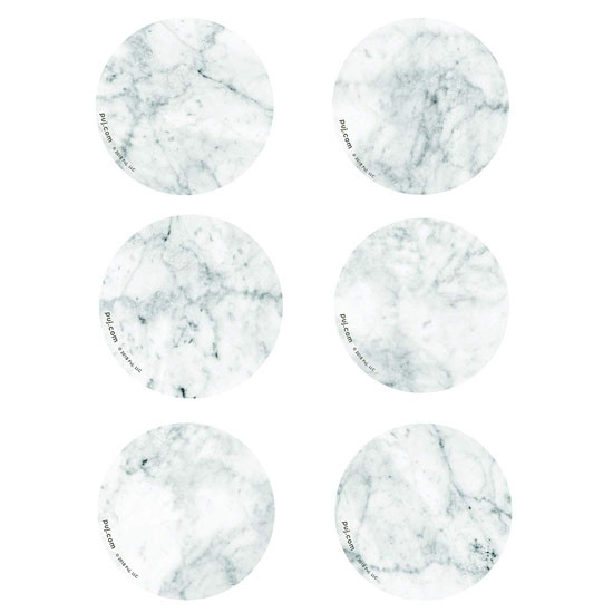 Puj Bath Treads - Marble Product