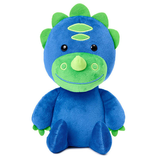 Skip Hop Zoo Baby Plush Stuffed Animal Toy - Dino Product
