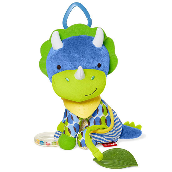 Skip Hop Bandana Buddies Activity Dino Product