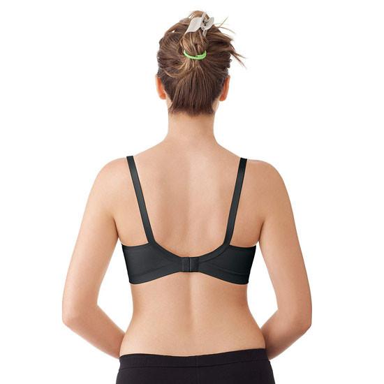 Medela Maternity and Nursing Comfort Bra - Black Back