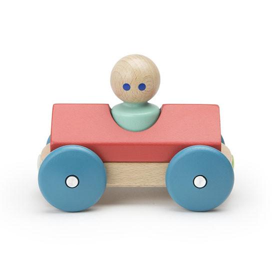 Tegu Magnetic Racer - Poppy Main
