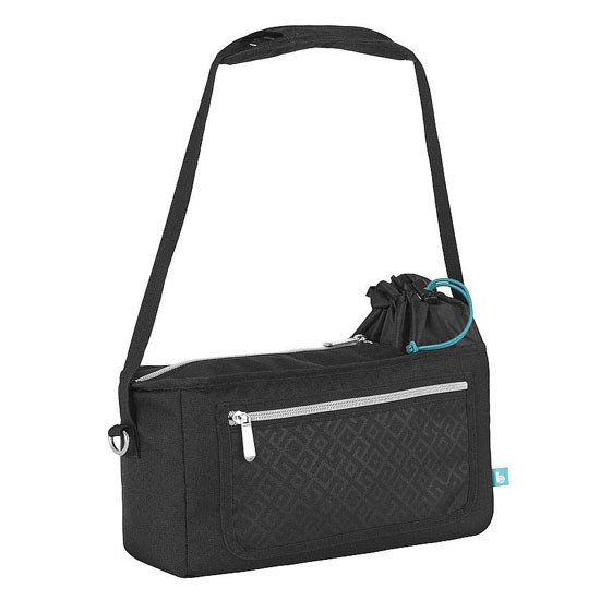Babymoov Premium Universal Stroller Organizer - Black Main