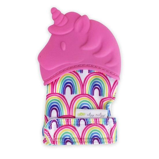 Itzy Ritzy Silicone Teething Mitt - Unicorn Product