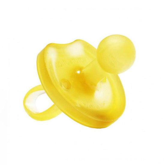 Natursutten Butterfly Rounded Pacifier Single