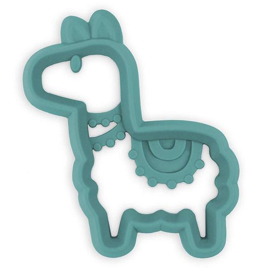 Itzy Ritzy Silicone Baby Teether - Llama Product