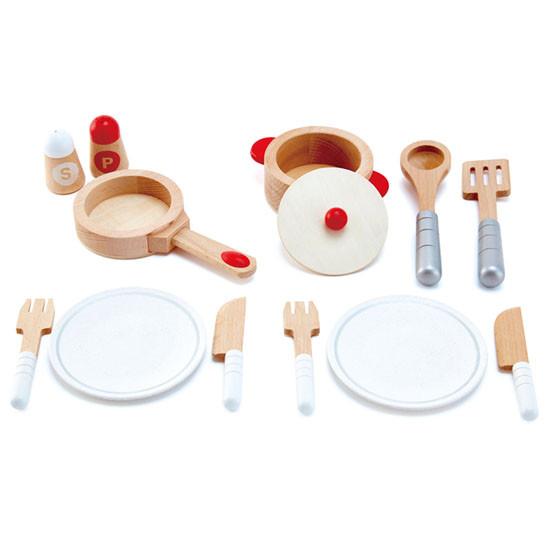 Hape Cook & Serve Set Product