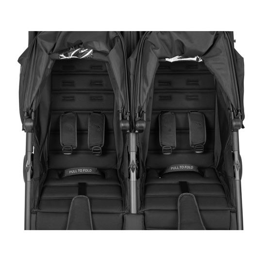 Baby Jogger City Mini GT2 Double Stroller Wide Seats