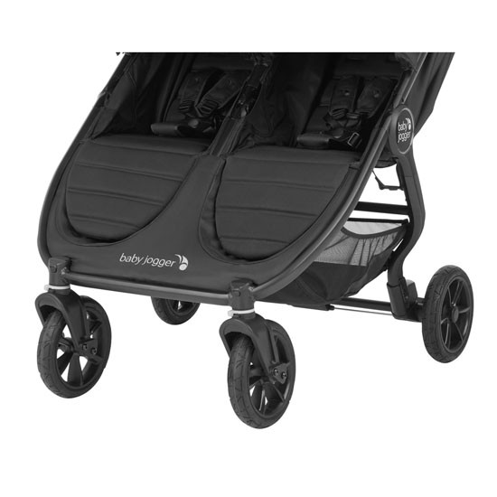 Baby Jogger City Mini GT2 Double Stroller Rubber Wheels
