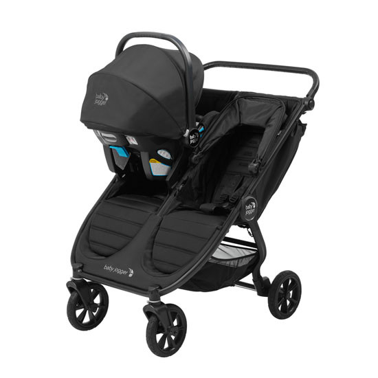 Baby Jogger City Mini GT2 Double Stroller Car Seat