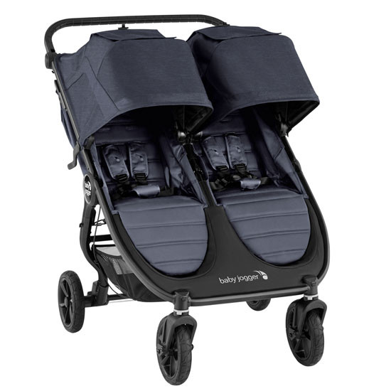 Baby Jogger City Mini GT2 Double Stroller - Carbon
