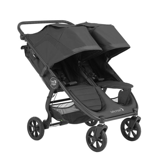 Baby Jogger City Mini GT2 Double Stroller Angle