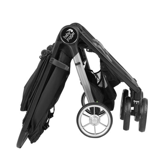 Baby Jogger City Mini 2 Double Stroller Fold