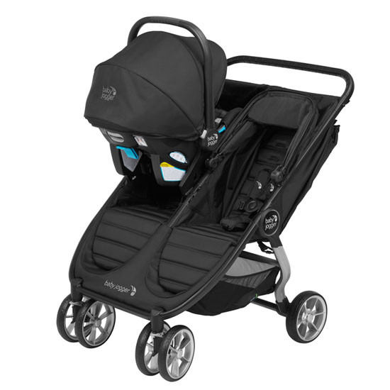 Baby Jogger City Mini 2 Double Stroller Travel System