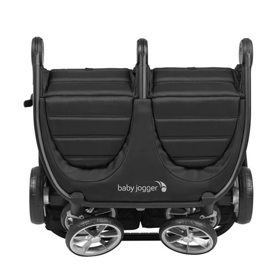 Baby Jogger City Mini 2 Double Stroller Compact Fold
