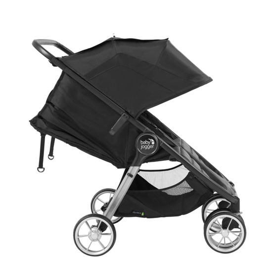 Baby Jogger City Mini 2 Double Stroller Side