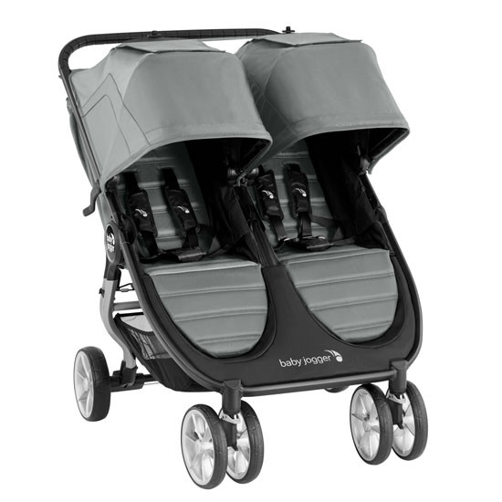Baby Jogger City Mini 2 Double Stroller Slate