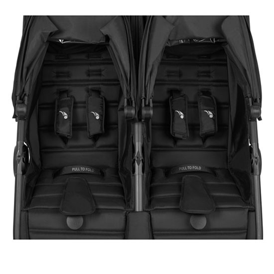 Baby Jogger City Mini 2 Double Stroller Seats