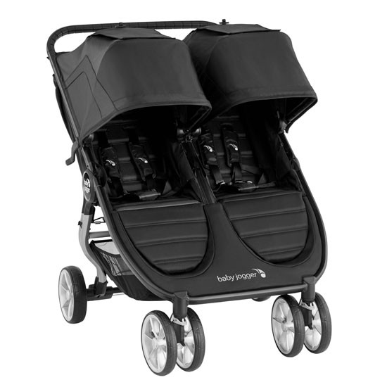 Baby Jogger City Mini 2 Double Stroller Jet