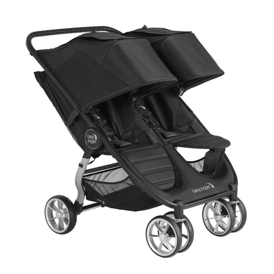 Baby Jogger City Mini 2 Double Stroller Angle