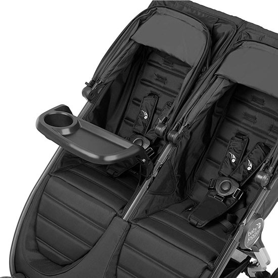 Baby Jogger City Mini 2 & GT2 Double Stroller Tray Detail
