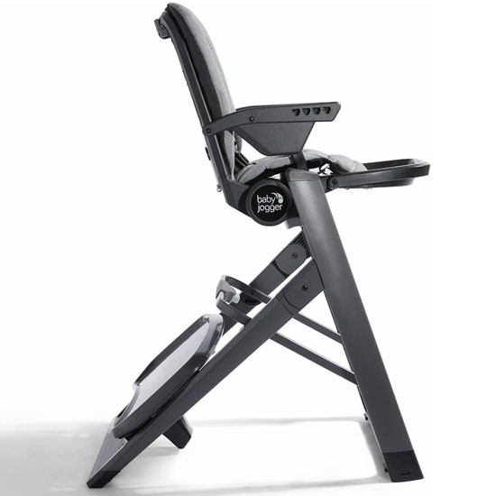Baby Jogger City Bistro Highchair Side