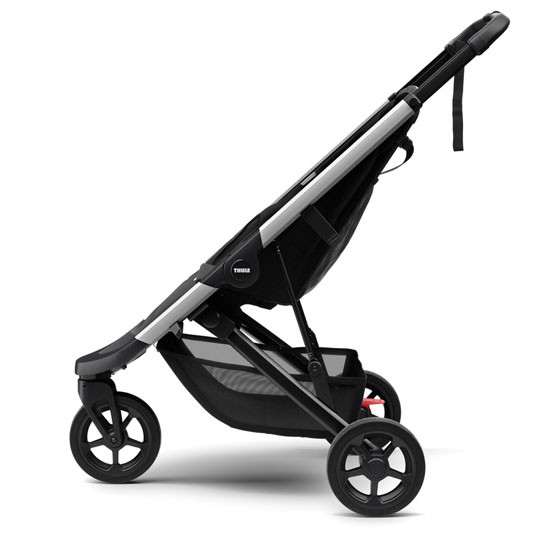 Thule Spring Stroller No Seat Side