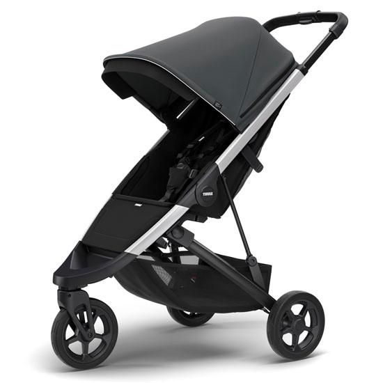 Thule Spring Stroller Grey