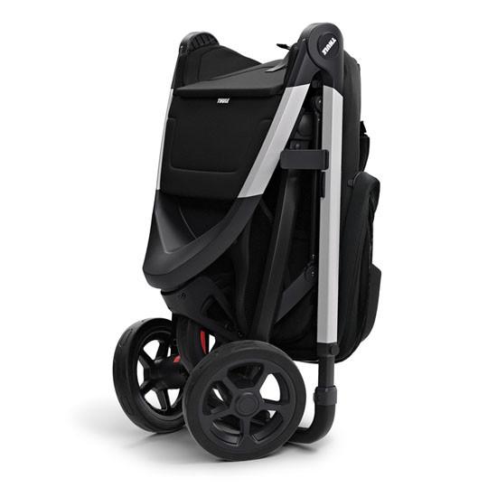 Thule Spring Stroller Folded Side