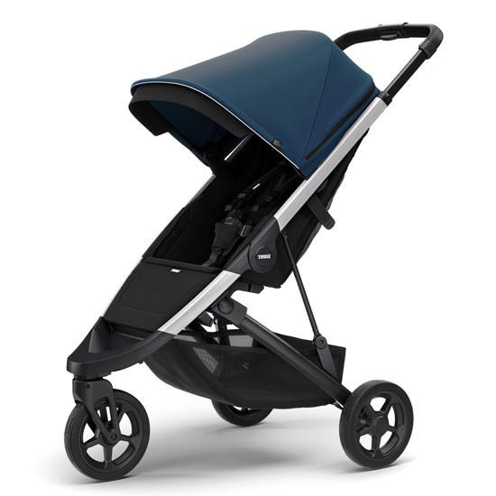 Thule Spring Stroller Majolica Blue