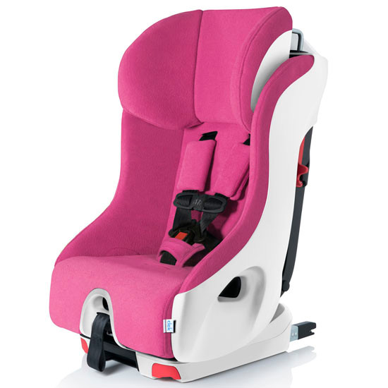 Clek 2020 Foonf Convertible Car Seat snowberry