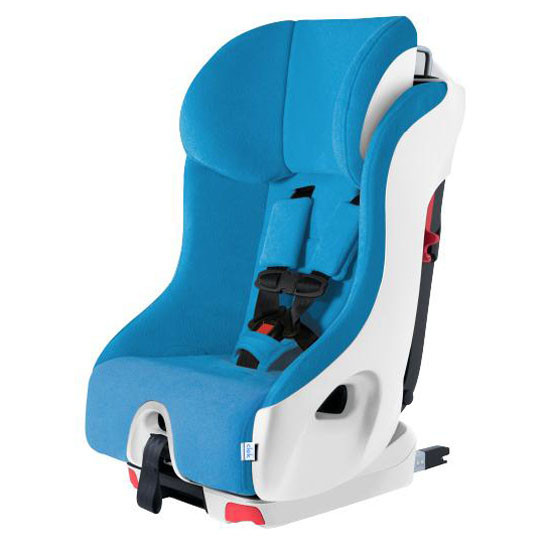 Clek 2020 Foonf Convertible Car Seat Ten Year Blue
