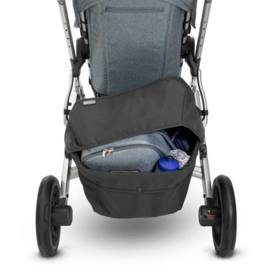 UPPAbaby VISTA Basket Cover Feature