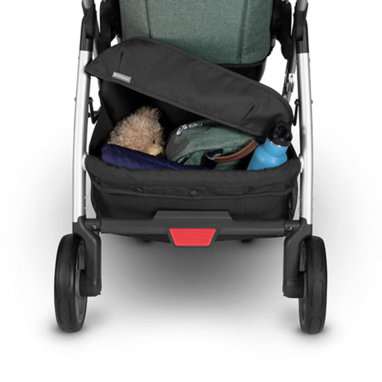 UPPAbaby CRUZ Basket Cover Feature