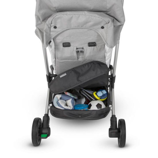 UPPAbaby MINU Basket Cover Feature