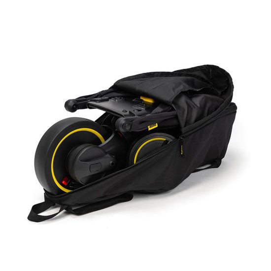 Doona Liki Trike Travel Bag Open