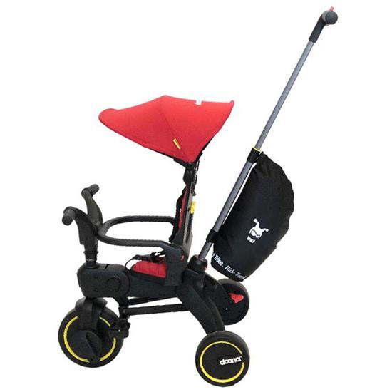 Doona Liki Trike Premium Storage Bag In Usage