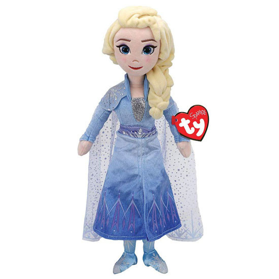 ty Disney Frozen 2 - Elsa Plush
