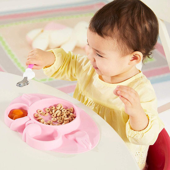 The First Years Disney Mealtime Set - Minnie Mouse Mealtime