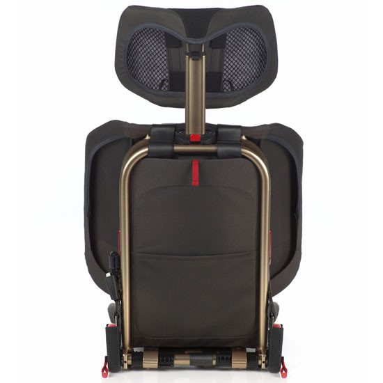 WAYB Pico Traveling Booster Seat - Earth_thumb4