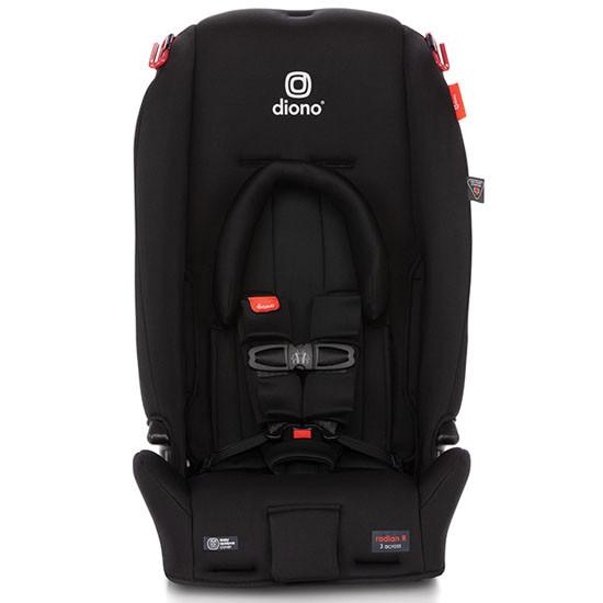 Diono 2020 Radian 3 RX Latch Convertible Car Seat Black