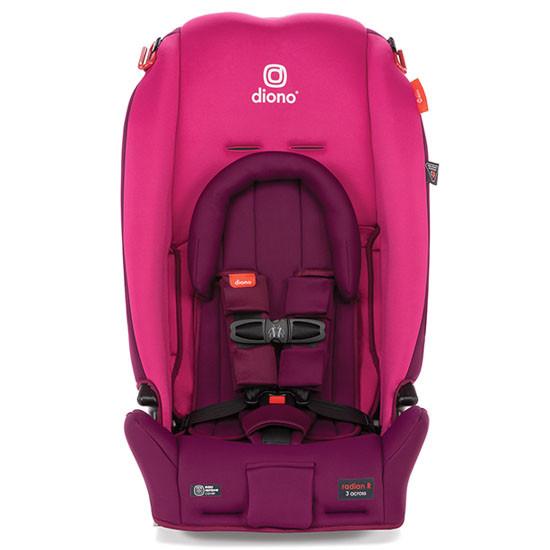 Diono 2020 Radian 3 RX Latch Convertible Car Seat Pink