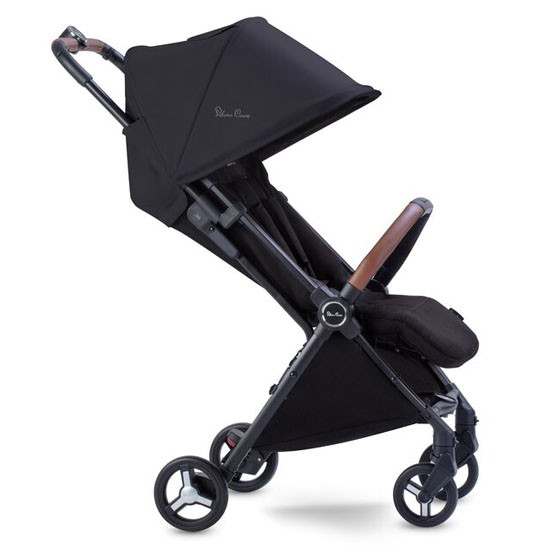 Silver Cross 2020 Jet Ultra Compact Stroller Folded