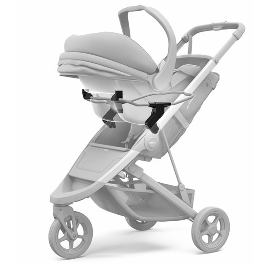 Chicco Adapter For Spring Stroller by Thule