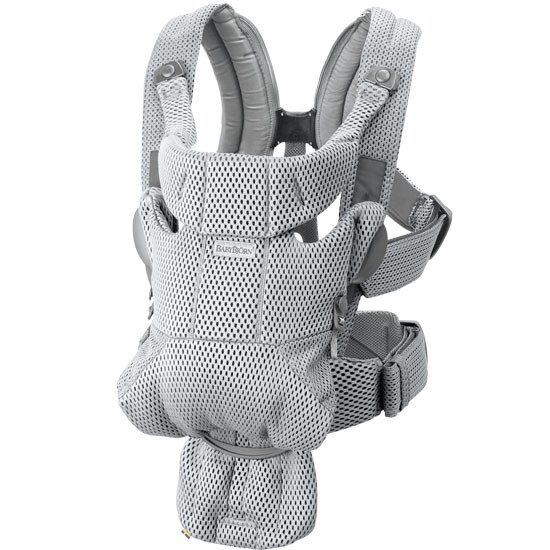 Baby Bjorn Baby Carrier Free Grey