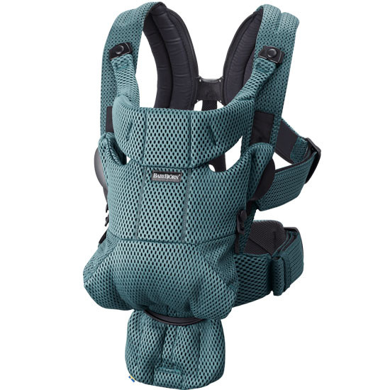 Baby Bjorn Baby Carrier Free Sage