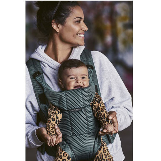 Baby Bjorn Baby Carrier Free Lifestyle 2