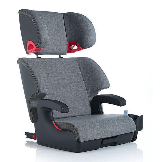 Clek Oobr Booster Seat - Thunder