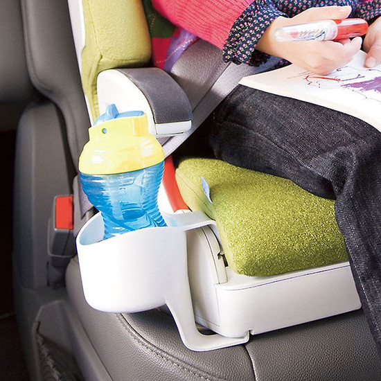 Clek Oobr Booster Seat - Thunder -3