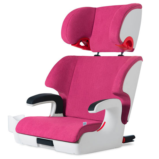 Clek Oobr Booster Seat - Snowberry