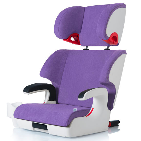 Clek Oobr Booster Seat - Aura